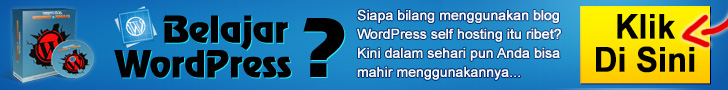 Tutorial WordPress Pemula