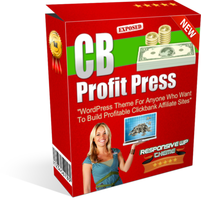 CBProfitPress WordPress Theme