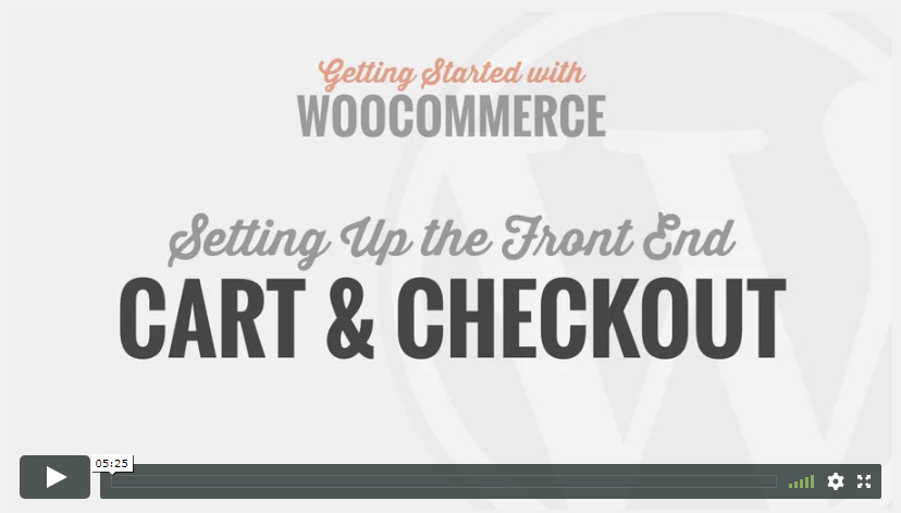 Cart & Checkout