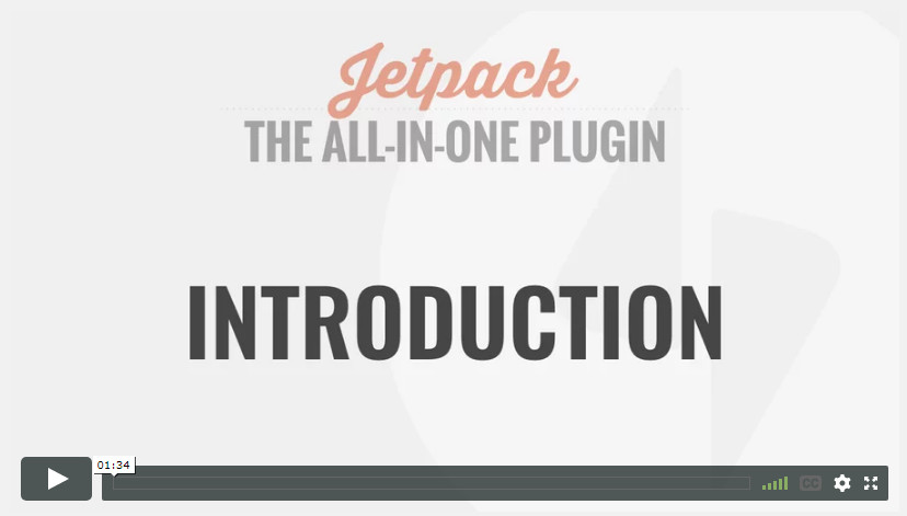 Introduction To Jetpack