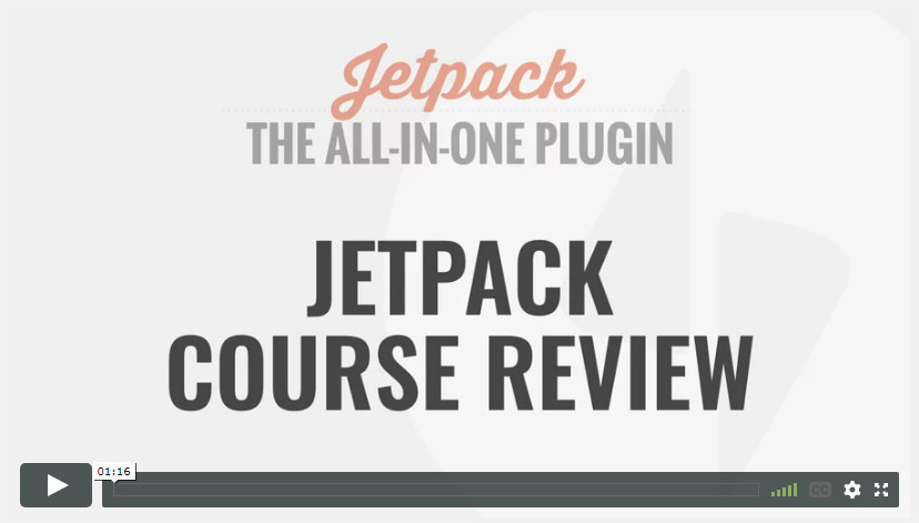 JetPack Course Review